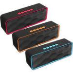 Оригинал Беспроводной Bluetooth Динамик Портативный На открытом воздухе Стерео HD Аудио Enhanced Bass