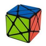 Оригинал ClassicВолшебныйCubeИгрушкиПВХнаклейки Блок Головоломка Скорость Нерегулярные Cube