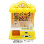 Оригинал MiniUSBКуклаМашинаGrabBall Coin Candy Catcher для детей Дети Рождественская вечеринка Fun Toys