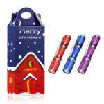 Оригинал LumintopToolAAAXP-G2R5110LM 3colors Магнитный Брелок EDC LED Рождественский подарок для фонарика