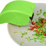 Оригинал РоликовыероликидлятравыРоликовыерулетки Mincer Herbal Ручной ручной резчик Cut Cutter Slicers 6 Нержавеющая сталь Blade Kitchen Овощнойот