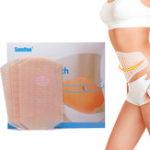 Оригинал 5pcs Natural Belly Похудение Уход за телом Уход за телом