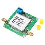 Оригинал 0.1-2GHz 64dB Gain RF Broadband Усилитель Низкий уровень шума платы Усилитель LNA