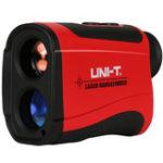 Оригинал UNI-TLM600600MЛазерИзмерительрасстояния для дальномера дальномер Монокулярный телескоп Speed Tester Hunting Golf На открытом воздухе
