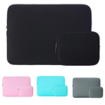Оригинал 15.6 Водонепроницаемы Ноутбук Чехол Сумка для MacBook Pro Air Xiaomi Pro Воздух с малым Чехол Для кабеля зарядного устройства