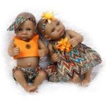Оригинал 27cm NPK Bebe Reborn Dolls Реалистичные Full Силиконовый Baby Doll Doll Alive Baby Dolls