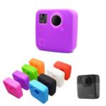 Оригинал Силиконовый Защитный Чехол Кожаный чехол камера Аксессуары для GoPro Fusion 360 камера 8 Цвета