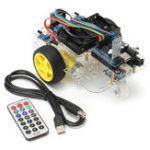Оригинал 2WDRobotАвтоНаборUNOR3 Android Bluetooth Управление для Arduino
