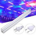 Оригинал 5W 30CM UV LED Blacklight 395NM Stage Light для Bar Party Club DJ AC85-265V