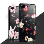 Оригинал FLOVEME3D-печатьпечатиSoftTPUЧехол для iPhone 7/8 7Plus / 8Plus