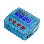 Оригинал HTRC B6 Mini V2 Вход постоянного тока 70W 7A Профессиональный Lipo Батарея Разрядник зарядного устройства баланса