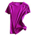 Оригинал Plus Размер Спорт Женское Рубашки с длинным рукавом с коротким рукавом