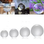 Оригинал 50/100/120/150 мм K9 Хрустальная фотография Объектив Ball Photo Prop Background Decor Рождественские подарки