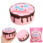 Оригинал YunXin Squishy Mushroom Cake 11 см Sweet Slow Rising With Packaging Collection Игрушка для подарков