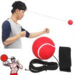 Оригинал БоксерскоеоборудованиеБоевоймячсголовой Стандарты Reflex Speed Traning Boxing Ball