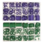 Оригинал Suleve ™ MXRW1 R22 / R134a Кольцевые резиновые кольца для кондиционирования воздуха Водонепроницаемая шайба 270 шт.