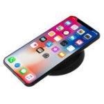 Оригинал 9V 15W Qi Быстрое зарядное зарядное устройство для iPhone X 8 / 8Plus Galaxy S8/S8 Plus S7 S6 Smart Phon