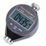 Оригинал Digital Shore D Durometer Высокопрочный резистивный тестер 100HD LCD Дисплей Meter