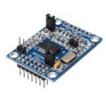 Оригинал AD9851 DDS Модуль генератора сигналов 2 Греющая волна (0-70 МГц) и 2 квадратная волна (0-1 МГц)