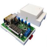 Оригинал Модуль управления реле таймера задержки времени постоянного тока DC AC Trigger Cycle Timer Switch Function