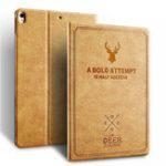 Оригинал ВинтажSmartSleepKickstandКожаPU Чехол Для iPad Pro 10,5 дюймов