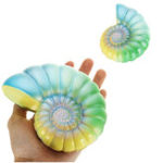 Оригинал NO NO Squishy Conch Slow Rising Squeeze Cartoon Squishy Toy Gift Fun Decor