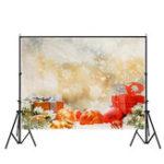 Оригинал 7x5ft виниловый рождественский подарок Фотография фоном Photo Studio Props Background
