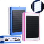 Оригинал DIY 20000mAh Солнечная Банк энергии Чехол Коробка для Samsung S8 Xiaomi 6 iPhone 8