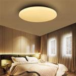 Оригинал 12W 1000LM LED Потолочный светильник для скрытого монтажа Круглый ультратонкий светильник для кухни Спальня AC110V-240V