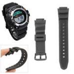 Оригинал Замена черного запястья Стандарты Ремень для CASIO Watch SGW300 SGW300-300h SGW400-400h SGW300 SGW400