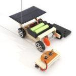 Оригинал DIY 135 * 98 * 57 мм Солнечная Панель Дистанционное Управление Авто Игрушка для детей