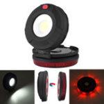 Оригинал XANESXD1Светодиодный+COBаварийный фонарик Магнитные проблесковые маяки проблескового маячка Предупреждение о безопасности на дороге Li