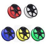 Оригинал 1KG / Roll TLS-ABS-филамент для 3D-принтера Красный / Синий / Белый / Зеленый / Желтый Цвет