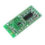 Оригинал RCWL-0516 RCWL 0516 Микроволновый радар Датчик Человек Датчик Корпус Датчик Выход модуля модуля индукционного переключателя 3.3V