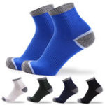 Оригинал Мужчины Спорт Breathable Cotton Middle Трубка Носки