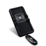 Оригинал C6 Авто Противоскользящее зарядное устройство QI для запуска зарядного устройства для телефона iPhone X Samsung S8 Note8