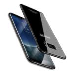 Оригинал Bakeey™сзакаленнымстекломЗеркало заднего вида TPU Frame Shockproof Чехол для Samsung Galaxy S8 / S8Plus