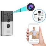 Оригинал Беспроводной WiFi Smart Home HD Video DoorBell камера Телефонная система внутренней связи