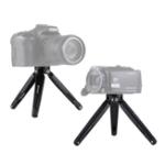 Оригинал PULUZ PU3014B Карманный мини-металлический рабочий стол Штатив Крепление для DSLR камера 4,5-15 см Максимальная нагрузка 20 кг