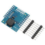 Оригинал 5Pcs Wemos® Buzzer Shield V1.0.0 для WEMOS D1 Mini
