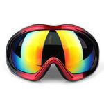 Оригинал Мотоцикл Ski Sport Racing Спортивные очки Очки Unisex Windproof Dustproof 4color