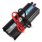 Оригинал 2000W Пиковый USB DC 12V для AC 220V Преобразователь инвертора питания