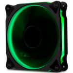 Оригинал Segotep Moparty 12cm RGB LED Aureole Бесшумный Замена охлаждающего вентилятора 6Pin