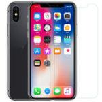 Оригинал NILLKINзакаленноестеклопередняяпленка+ HD Back Screen Protector для iPhoneX