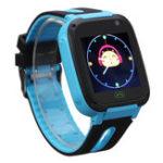 Оригинал Водонепроницаемы GPS трекер SOS Call Kids Smart Watch для Android IOS iPhone