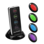 Оригинал 4 in 1 Wireless Key Finder Дистанционный Locator Anti-Lost Alarm Locator Tracker Smart Finder