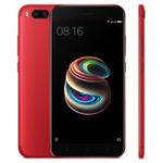 Оригинал Xiaomi Mi A1 MiA1 Global Edition 5,5 дюйма 4 ГБ RAM 64GB Snapdragon 625 Octa core 4G Смартфон Красный