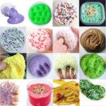 Оригинал Mini Fancy Slime Laboratory Набор Сделайте свой собственный детский плуг DIY Научный подарок игрушкам