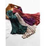 Оригинал Элегантный Женское 11 цветов Плиссированные юбки