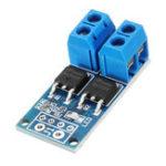Оригинал 10Pcs MOS Модуль драйвера триггерного переключателя FET PWM Регулятор управления высокой мощности